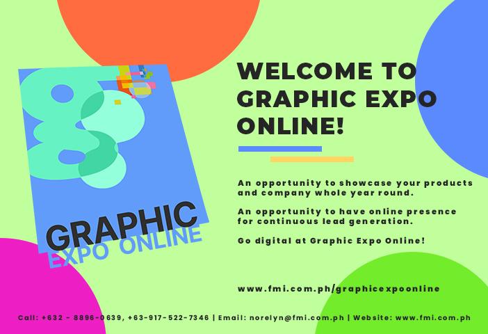 Graphic Expo Online