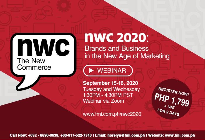 The New Commerce 2020 Webinar