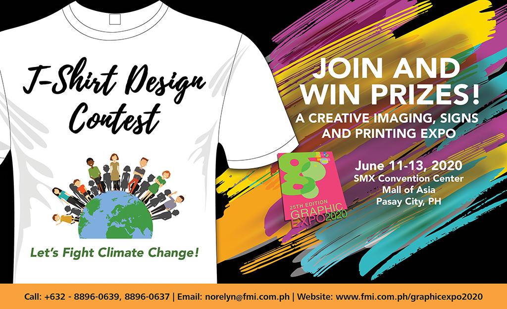 Celebrate Filipino Creativity in Graphic Design on Tee Shirts ...