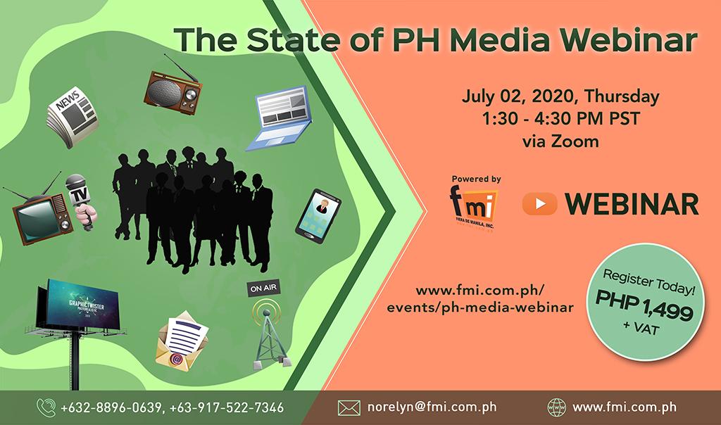 The State of PH Media Webinar