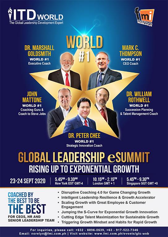 Global Leadership eSummit